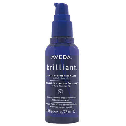 Aveda brilliant™ emollient finishing gloss (75ml)