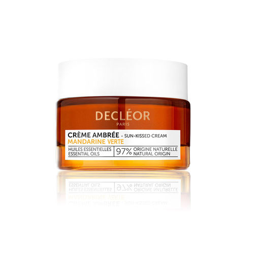 Decleor Green Mandarine Crème Ambrée Sun-kissed Cream (50ml)
